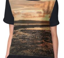 Sunset in Witsand Chiffon Top