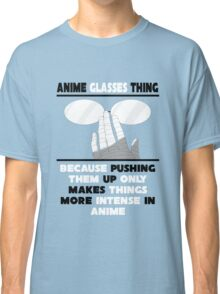 The Anime Glasses Thing Classic T-Shirt