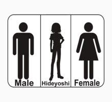 Hideyoshi Kids Tee