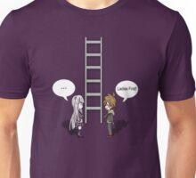 Ladies First! Unisex T-Shirt