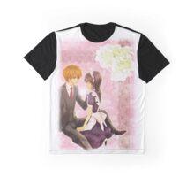 Kaichou wa maid sama, Misaki X  Usui Graphic T-Shirt