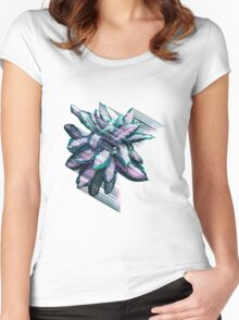 Launch Day Women's Fitted Scoop T-Shirt