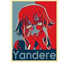 Yandere Photographic Print