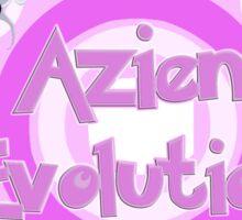 Azien's Evolution Chain Sticker