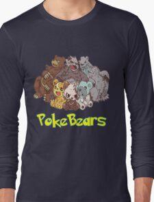 PokeBears Long Sleeve T-Shirt