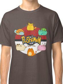 Pushemon Classic T-Shirt