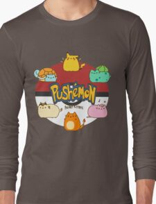 Pushemon Long Sleeve T-Shirt