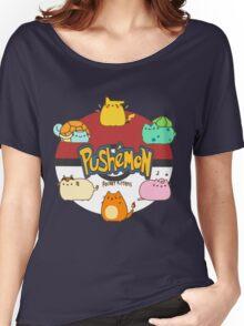 Pushemon Women's Relaxed Fit T-Shirt