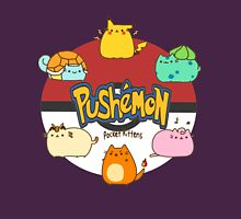 Pushemon Unisex T-Shirt