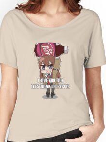 Steins;Gate Women's Relaxed Fit T-Shirt