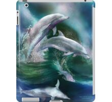 Dance Of The Dolphins iPad Case/Skin