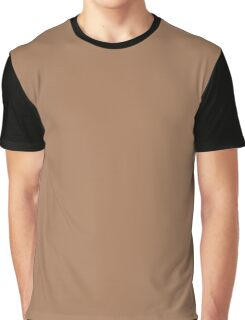 French Beige  Graphic T-Shirt