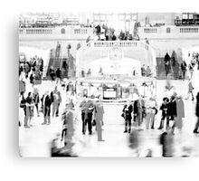 Grand Central Terminal, multiple  Canvas Print