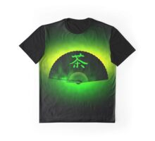 grüner Tee Graphic T-Shirt