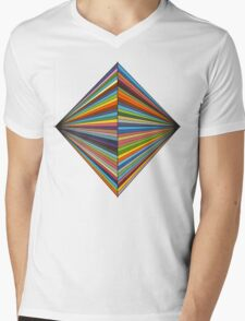 STRFKR LOGO  Mens V-Neck T-Shirt