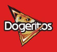 "Doritos ""Dogeritos"" Doge Logo One Piece - Short Sleeve"