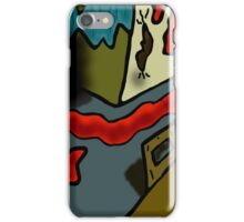 ABANDONED HELL   iPhone Case/Skin