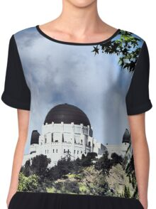 The Observatory Chiffon Top