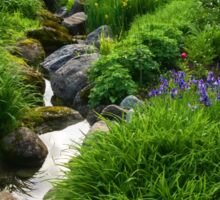 Lush Green Gardens - the Joy of June Sticker