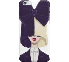 Sia Cartoon iPhone Case/Skin