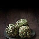 Artichokes I by Dave Milnes