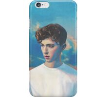 BLUE NEIGHBOURHOOD iPhone Case/Skin