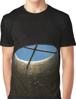 Urban Water Graphic T-Shirt