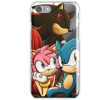 Sonic Gang iPhone Case/Skin