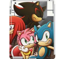 Sonic Gang iPad Case/Skin