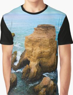 Sea Caves Graphic T-Shirt