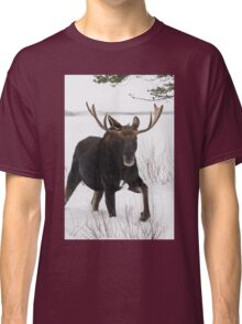 Moose on the Move Classic T-Shirt