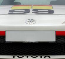 Toyota GT 86 Sport Sticker