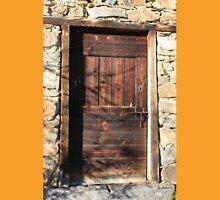 Pyrenean barn door 3 Unisex T-Shirt