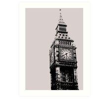 Big Ben - Palace of Westminster, London Art Print