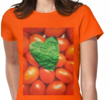 Love of Food Womens Fitted T-Shirt