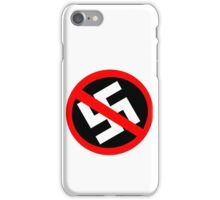 Nazi Punks Fuck Off! iPhone Case/Skin
