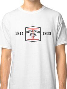 Bethlehem Steel FC retro logo Classic T-Shirt