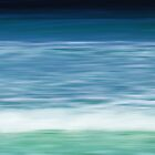 Soft Waves... by Angelika  Vogel