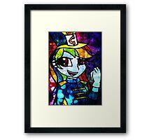 Friendship Games - Wondercolts United Framed Print