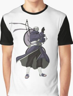 Obito with mask Graphic T-Shirt