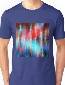 Fractal pixels Unisex T-Shirt