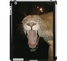 Big Cat iPad Case/Skin