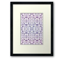 The Lungs Framed Print