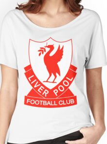 liverpool fc the red Women's Relaxed Fit T-Shirt