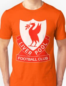 liverpool fc the red Unisex T-Shirt