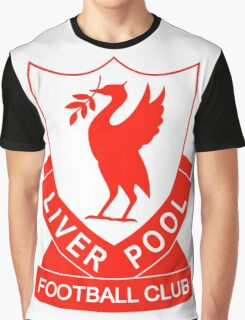 liverpool fc the red Graphic T-Shirt