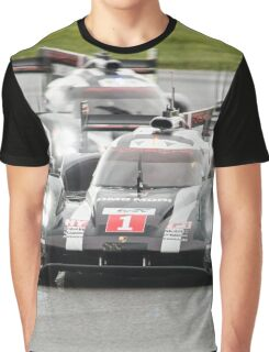 Porsche Team No 1 Graphic T-Shirt