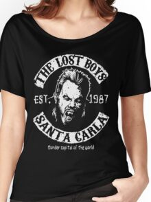 The Lost Boys Motorcycle Club Women's Relaxed Fit T-Shirt