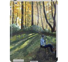 Camping Dad iPad Case/Skin