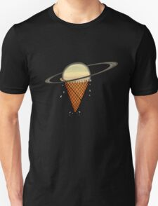 Melting system Saturn Unisex T-Shirt